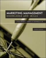 Cover image for Marketing management : knowledge and skills