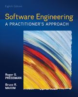 Cover image for Software engineering : a practitioner's approach