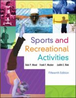 Cover image for Sports and recreational activities