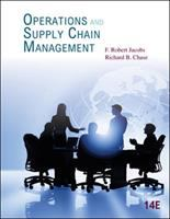 Cover image for Operations and supply chain management
