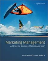 Cover image for Marketing management : a strategic decision-making approach