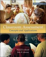 Cover image for Classroom assessment : concepts and applications