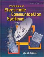 Cover image for Principles of electronic communication systems