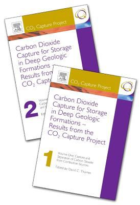 Cover image for Carbon dioxide capture for storage in deep geologic formations results from the CO p2 s capture project
