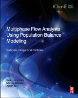 Cover image for Multiphase flow analysis using population balance modeling : bubbles, drops and particles