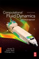 Cover image for Computational fluid dynamics : a practical approach