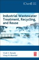 Cover image for Industrial wastewater treatment, recycling, and reuse