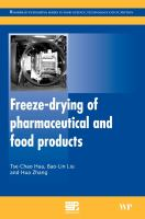 Cover image for Freeze-drying of pharmaceutical and food products