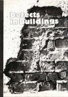 Cover image for Defects in buildings
