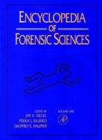 Cover image for Encyclopedia of forensic sciences