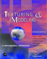 Cover image for Texturing and modeling : a procedural approach