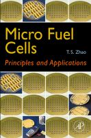 Cover image for Micro fuel cells : principles and applications