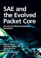 Cover image for SAE and the evolved packet core : driving the mobile broadband revolution