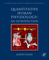 Cover image for Quantitative human physiology : an introduction
