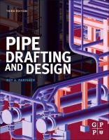 Cover image for Pipe drafting and design