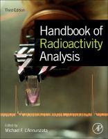 Cover image for Handbook of radioactivity analysis