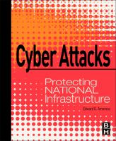 Cover image for Cyber attacks : protecting national infrastructure