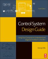 Cover image for Control system design guide : using your computer to understand and diagnose feedback controllers
