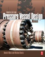 Cover image for Pressure vessel design manual