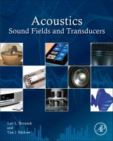 Cover image for Acoustics : sound fields and transducers