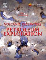 Cover image for Volcanic reservoirs in petroleum exploration