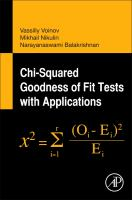 Cover image for Chi-squared goodness of fit tests with applications