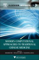 Cover image for Modern computational approaches meets traditional Chinese medicine