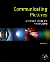 Cover image for Communicating pictures : a course in image and video coding