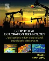 Cover image for Geophysical exploration technology : applications in lithological and stratigraphic reservoirs
