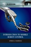 Cover image for Introduction to mobile robot control