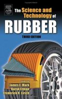 Cover image for Science and technology of rubber