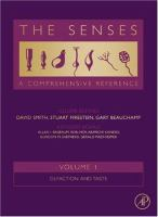 Cover image for The senses : a comprehensive reference