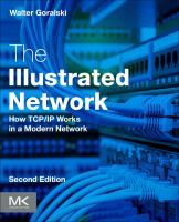 Cover image for The Illustrated network : How TCP/IP Works in a Modern Network