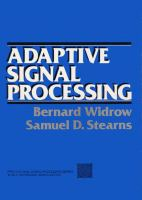 Cover image for Adaptive signal processing