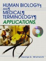 Cover image for Human biology and medical terminology applications