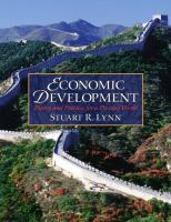 Cover image for Economic development : theory and practice for a divided world