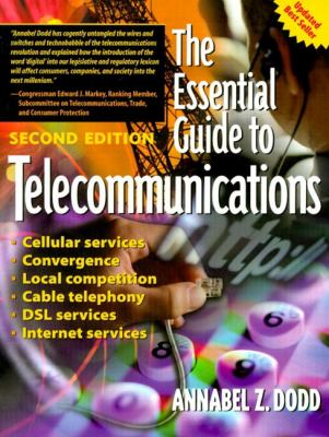Cover image for The essential guide to telecommunications