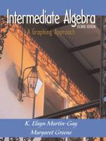 Cover image for Intermediate algebra : a graphing approach