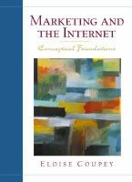 Cover image for Marketing and the internet