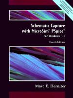 Cover image for Schematic capture with MicroSim PSpice : for windows 3.1