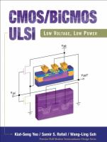 Cover image for CMOS/BiCMOS ULSI : low voltage, low power