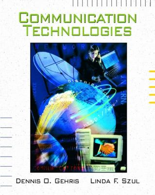 Cover image for Communication technologies