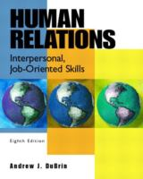 Cover image for Human relations : interpersonal, job-oriented skills