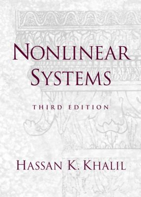 Cover image for Nonlinear systems