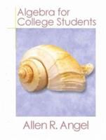 Cover image for Elementary algebra for college students