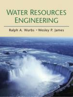Cover image for Water resources engineering