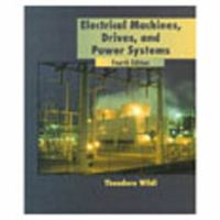 Cover image for Electrical machines, drives and power systems