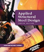 Cover image for Applied structural steel design