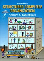 Cover image for Structured computer organization