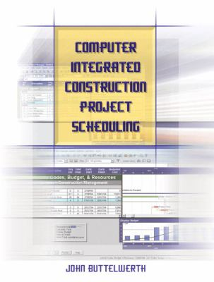 Cover image for Technical drawings : accompanied with computer integrated construction project scheduling